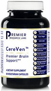 CereVen (Premier Brain & Memory Support) 60 Vcaps