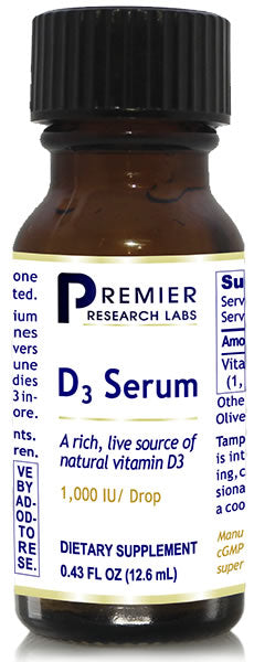 D3 Serum (Premier Immune and Cardiovascular Support) .5 fl. oz.