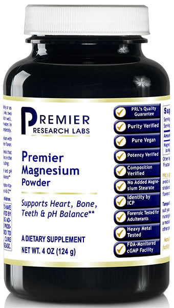 Magnesium, 4 oz. Powder