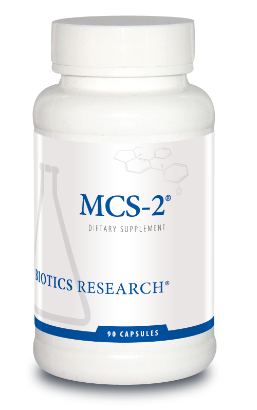 MCS-2  (Metabolic Clearing Support) -- 90 Caps