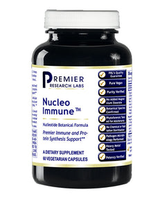 Nucleo Immune (Premier Immune & Protein Synthesis Support) 60 Vcaps