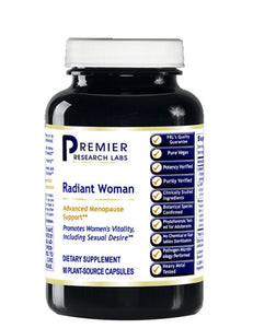 Radiant Woman (Advanced Hormone Support) -- 90 Vcaps