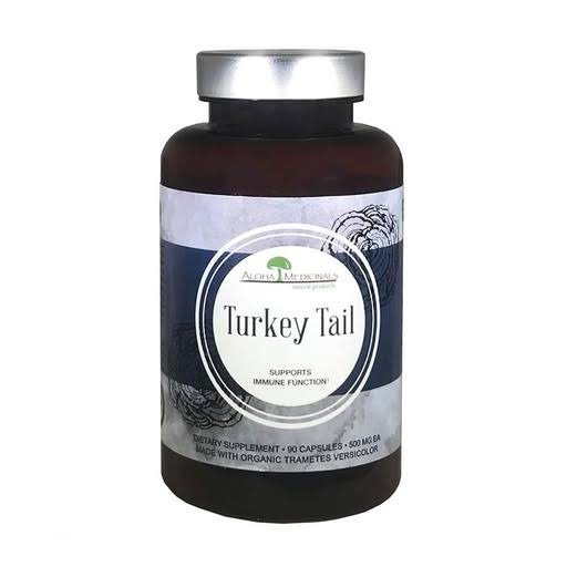 Turkey Tail (Bladder and Immune Support) 90 caps
