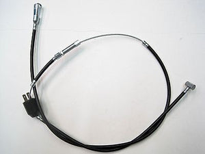 "Brake Cable With Switch Triumph BSA 500/650/750 1969-70 36"" w adjuster UK Made"