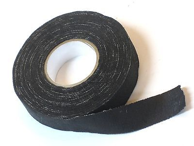 1 roll Friction tape for loom wire harness motorcycle auto classic restoration