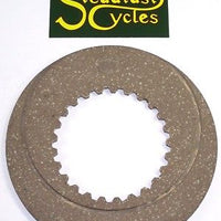 "Clutch friction drive plate .139"" synthetic light 06-1339 Norton Commando 750"