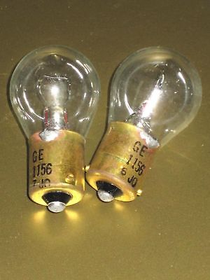Bayonet brake light bulbs 12 volt 1034 turn stop tail