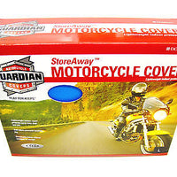 Dowco Guardian Storeaway Blue Large Motorcycle Cover 50012-00