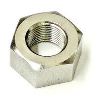 "BSC 1/2"" - 26 TPI Stainless Steel Nut Triumph Norton BSA UK Made"