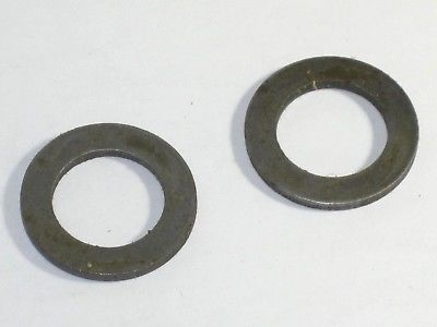2 each 00-0176 swinging swing arm spindle washer Norton Atlas P11 P11A G85