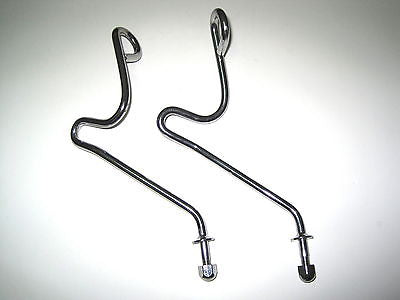 "6"" Headlamp Wire Stays BSA 250 B25 Triumph cub TR25 97-4048 97-4050"