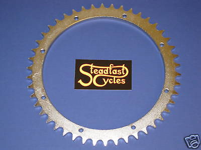 SPROCKET 500 650 Triumph 1967 68 69 70 37-1499 rear 46 tooth drive sprocket