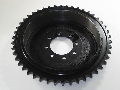 TRIUMPH rear sprocket 46T Brake Drum 1960 61 62 63 64 65 66 67 37-0951