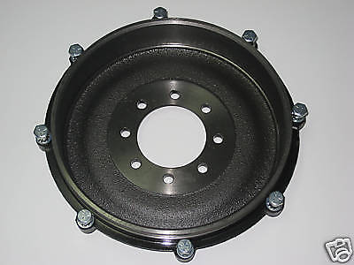 Triumph rear brake drum only 8 hole, screw 37-3585 37-1498 650 & 500 T120 TR6