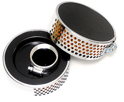 Amal air cleaners filters Assembly 82-5334 Triumph BSA 900 930 concentric 30mm