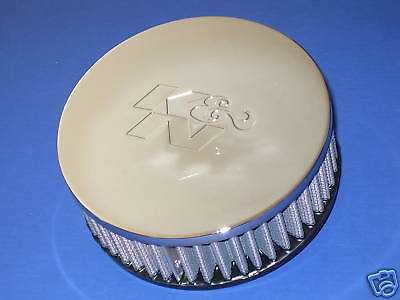K & N air filter Triumph Norton MKII Amal and Mikuni 1978 79 80 81 82