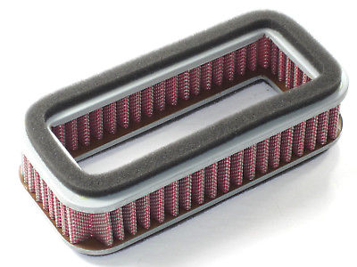 Triumph air filter T140 TR7 element 750 OIF foam reusable 60-3072 1971 - 79