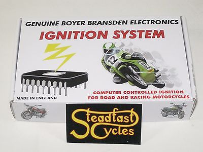 BOYER BRANSDEN electronic ignition Triumph BSA twins UK MADE 750 650 500 Twin