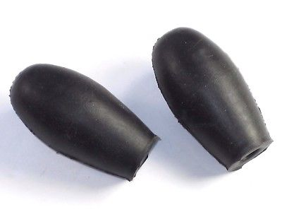 2 each shift rubber Triumph BSA twins single 750 650 500 441 250 57-2450