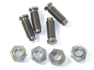 Triumph valve tappet adjuster all 500 70-3223 1959 - 74 mushroom 60-4264 nuts