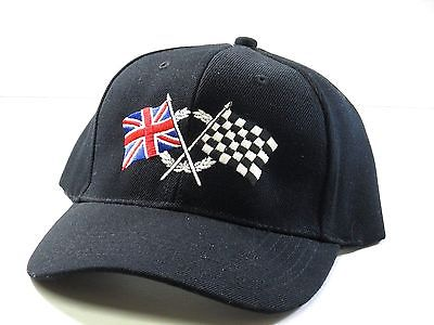 NORTON ATLAS embroidered hat racing flag union jack 750 tank top logo flags
