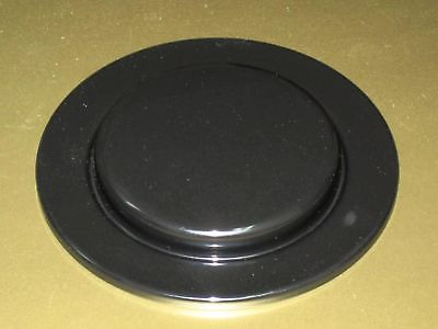 Air filter outer plate dished for AMAL intake cleaner AC-900 pancake back dish