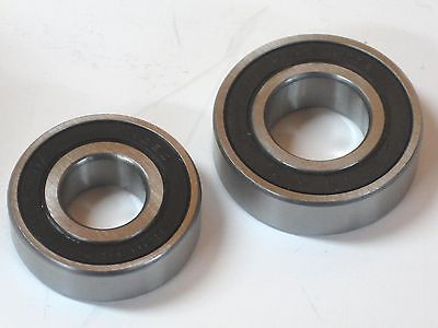 Triumph front wheel bearing set for all disc brake 57-1070 37-0653 T140 T160
