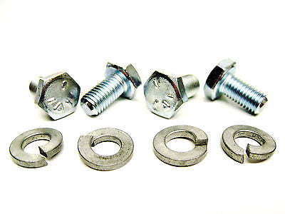 Bolt and Lock Washer set UNF Hex 1/4x1/2-28 14-0101