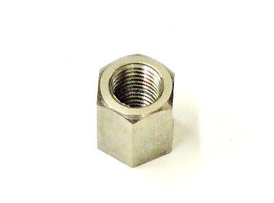 "BSC 5/16"" - 26 TPI x 1/2"" Stainless Steel Deep Nut Triumph Norton BSA UK Made"