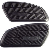 TRIUMPH tank rubber 1968 to 74 T100 T120 TR6 kneepads kneepad 82-8192 82-8193