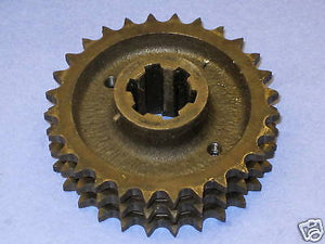 Crank engine SPROCKET Triumph triplex T140 71-3542
