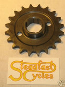 TRIUMPH 18T front Tranny Sprocket 4 speed unit 650 4 speed UK Made 57-1917