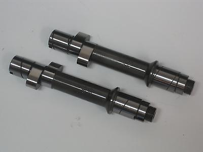 Triumph 650 pre-unit twins Megacycle cams camshafts NEW cam set Hardfaced Billet