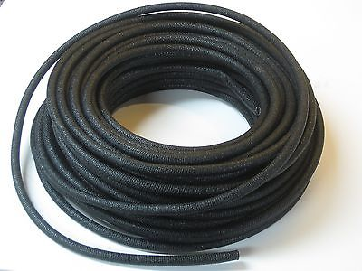 "1 foot 1' of 1/2"" wire LOOM / cotton asphaltic restoration duct auto motorcycle"