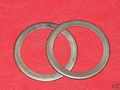 Norton exhaust nut crush WASHERS header pipe GASKET 06-3995 Commando