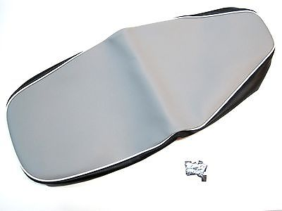 Triumph T20 Seat Cover Kit Tiger Cub 1963-1968 Grey Top 82-4104 UK Made