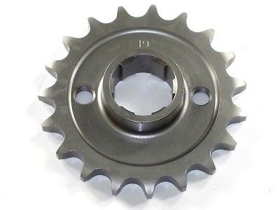 TRIUMPH 19T front drive Tranny Sprocket 4 speed unit 650 4 speed 57-1918