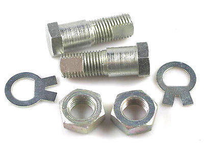 Center Stand Bolts Nuts Tab Washer kit set 650 Triumph 21-1976 UK MADE