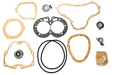06-5030 Norton Commando 850 MK2 MKII engine gearbox gasket set kit seals 1973 74