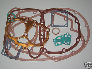 BSA complete gasket set kit UK Made 1962 - 1966 A65 650