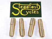 VALVE GUIDE SET BSA A50 A65 early to 1970 # 68-0809 Standard STD guides USA MADE