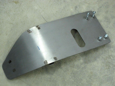 BSA Bash skid plate B44 1966 67 68 69 70 71 72 unit single desert sled 82-8819