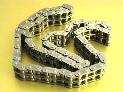 Duplex primary drive chain Triumph 500 78 links pitches roller two row 60-0358