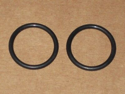 2 each 97-4003 shuttle valve o-ring oring Triumph UK Made