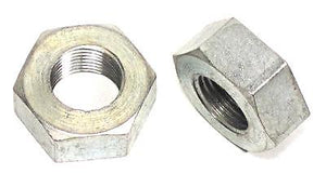 Nuts 7/16 - 26 Triumph DS47 UK MADE normal profile CEI nut set of 2