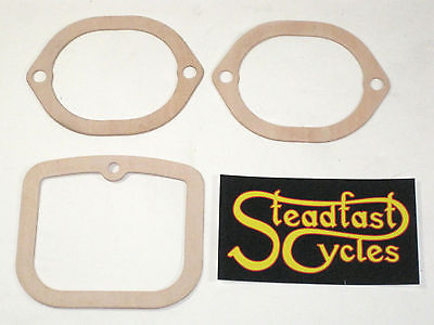 Norton valve cover gasket set 06-7554 06-7551 850 750 650 Dominator Commando