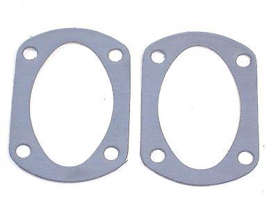 2 each Sump plate gasket set for pre-unit Triumph 500 46-58 & 650 46-62 70-0487