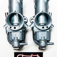 Carb Triumph BSA 932 Amal Carbureter Set 32mm pair left right carbs L932 R932
