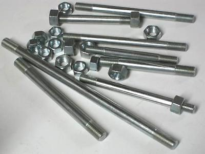 Triumph unit 500 engine case bolts bolt kit 1969 & 70 UK Made CEI threads