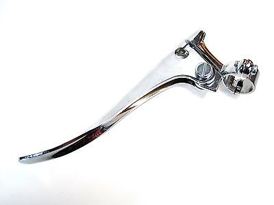 "Clutch Lever 7/8"" handlebars left side blade perch Pre-unit Triumph BSA style"